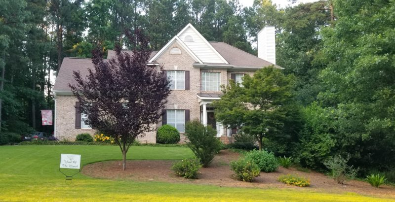 June 2018 Yard of the Month